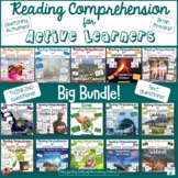 Reading Comprehension for Active Learners  The Bundle