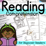 Reading Comprehension for Beginners | ESL| Back to School