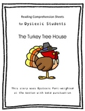 Reading Comprehension for Dyslexic Students - Turkey Time story