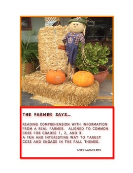 Reading Comprehension for Fall