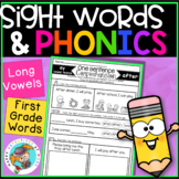 Reading Comprehension for Sight Words and Phonics (First G