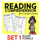 Reading Comprehension - SET 1