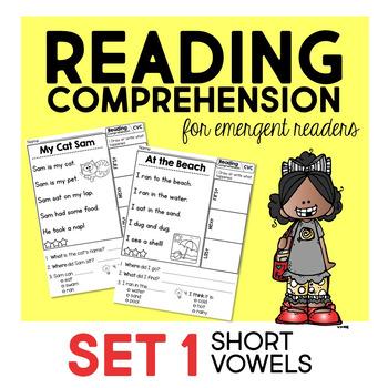 Reading Comprehension - SET 1