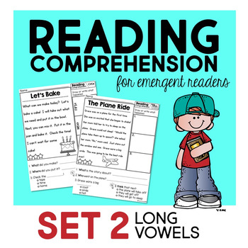 Reading Comprehension - SET 2