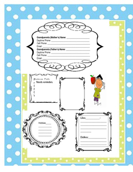 Reading Comprehension for first and second grades