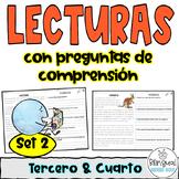 Reading Comprehension in Spanish - Comprensi