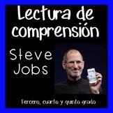 Reading Comprehension in Spanish - Steve Jobs lectura de comprensi