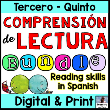 Reading Comprehension in Spanish - Comprensión de lectura - Google Classroom