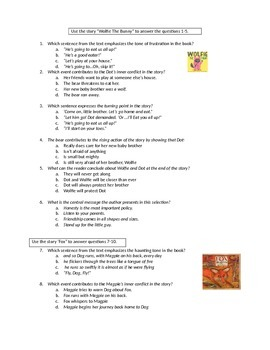 Reading/Comprehension of Literary Text/Theme and Genre