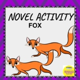 Reading Comprehension check: Fox