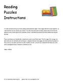 Reading Comprehension short bundle