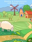 Reading & Comprehension with Aesop's Fables