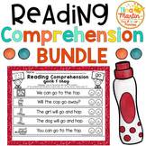 Reading Comprehension with Daubers (The Bundle)