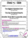Reading Comprehension with Valentine Stories