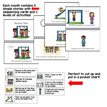 Reading Comprehension with Visuals: August Edition