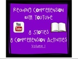 Reading Comprehension with YOUTUBE (Great technology Activity with NO PREP)