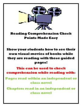 Reading Comprehension -with independent or class novels-