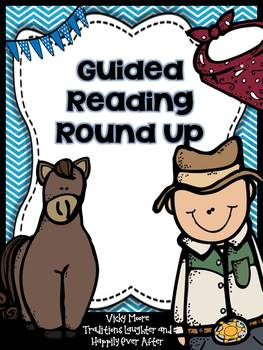 Reading Comprehension/Guided Reading Group Pack { Bundled }