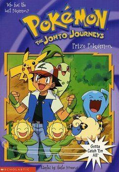 Reading Comprehension- Pokemon #25- Prize Pokemon