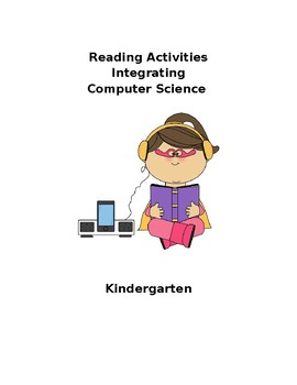 Reading Computer Science Integrated Lesson Activities Story Map EDITABLE