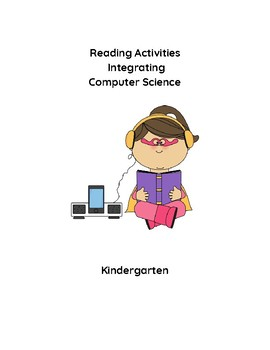 Reading Computer Science Integrated Lesson Activities Story Map Sequencing