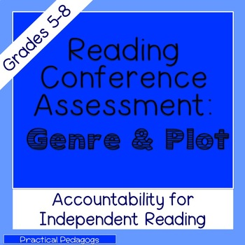 Reading Conference Assessment: Genre and Plot