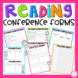 Reading Conference Forms
