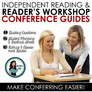 Reading Conference Guides & Assessment Tools