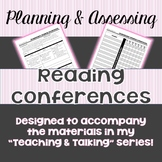 Reading Conference Materials