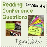 Reading Conference Questions Toolkit: Levels A - J
