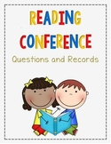 Reading Conference Questions and Records