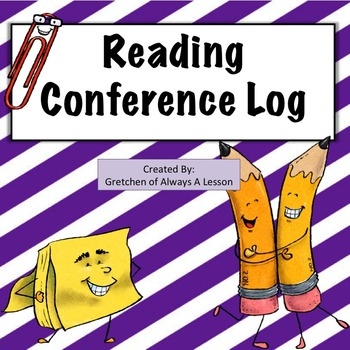 Reading Conference with Students Recording Form
