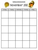 Reading Conferences Calendar