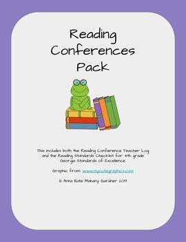 Reading Conferences Pack