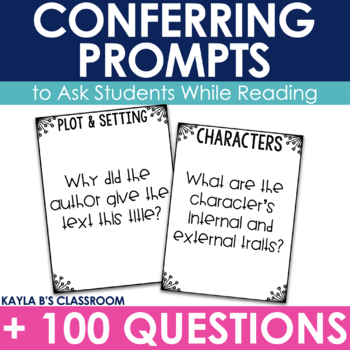 Reading Conferring Prompts
