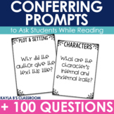 Reading Conferring Prompts