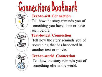 Reading Connections Bookmarks