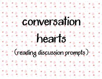 Reading Conversation Hearts