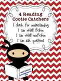 Reading Cootie Catchers: Check for Understanding, Retell,