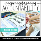 Independent Reading Accountability Middle School