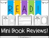 Mini Book Reviews!