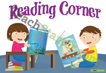 Reading Corner Posters