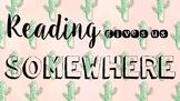 Reading Corner Quote