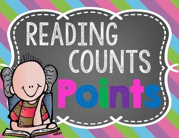 Reading Counts Clip Chart 2