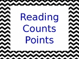 Reading Counts Clip Chart