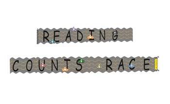 Reading Counts Race / AR Race 150,000 words