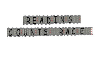 Reading Counts Race to 100 Points