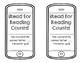 Reading Counts: sticker chart, trimester awards, final award