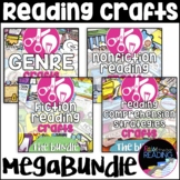 Reading Crafts GROWING MEGABundle: Reading Strategies, Non