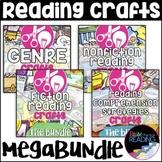 Reading Crafts GROWING MEGABundle: Reading Strategies, Non